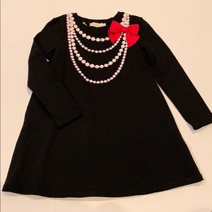 KATE SPADE ♠️ Toddlers Pearl Necklace Dress